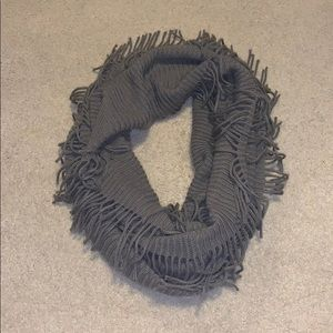 Winter infinity scarf